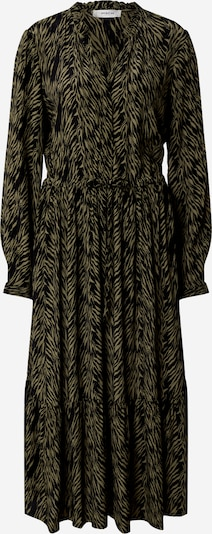 MOSS COPENHAGEN Kleid 'Calie Morocco' in brokat / schwarz, Produktansicht