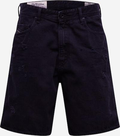 Jeans 'D-WILLOH' DIESEL pe denim negru, Vizualizare produs