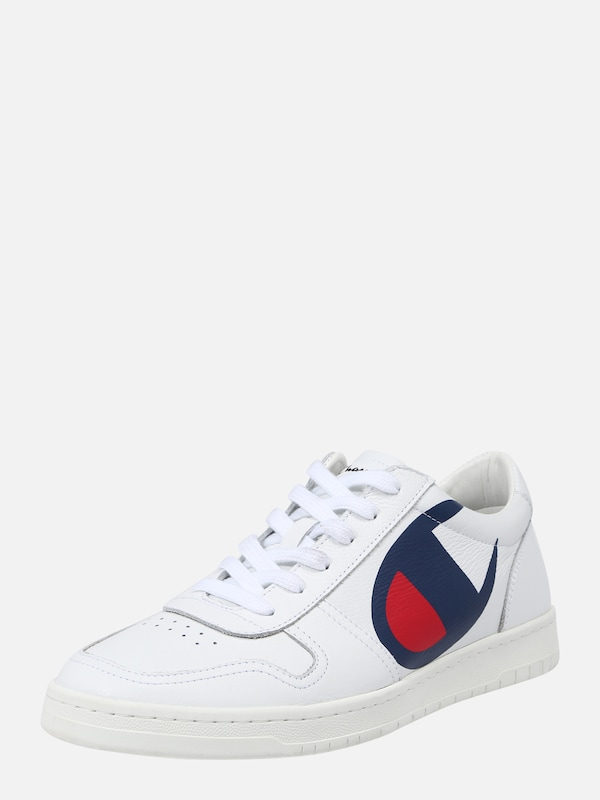 Blanc Athletic Rouge Marine Roch Champion En Low' Authentic Bleu Basses Baskets '919 Apparel 7Pw5qw4a