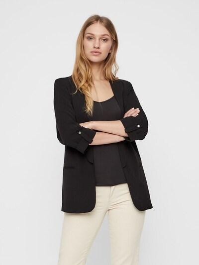 VERO MODA Blazers in de kleur Zwart, Modelweergave