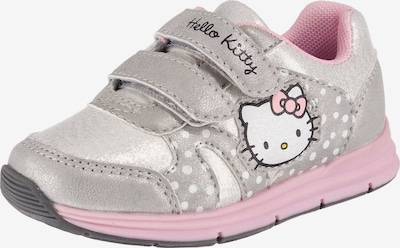 HELLO KITTY Sneakers in silber, Produktansicht