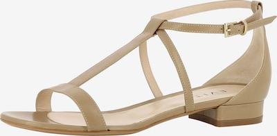 EVITA Sandale 'SALVINA' in beige, Produktansicht