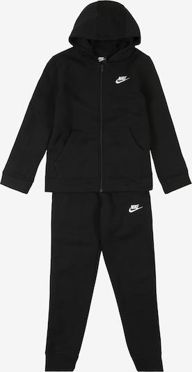 Nike Sportswear Jogginganzug 'B NSW TRK SUIT CORE BF' in schwarz, Produktansicht