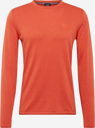 JOOP! Jeans Trui '15 JJK-03Haven' in de kleur Oranjerood, Productweergave