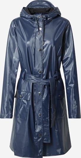 Palton de primăvară-toamnă RAINS pe navy, Vizualizare produs