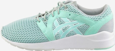 ASICS SportStyle Sneaker in mint / weiß: Frontalansicht