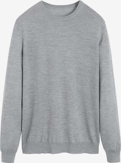 MANGO MAN Pullover 'Willy' in graumeliert, Produktansicht