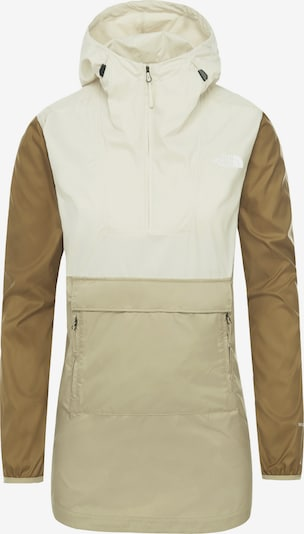 THE NORTH FACE Windbreaker ' Fanorak W ' in beige, Produktansicht
