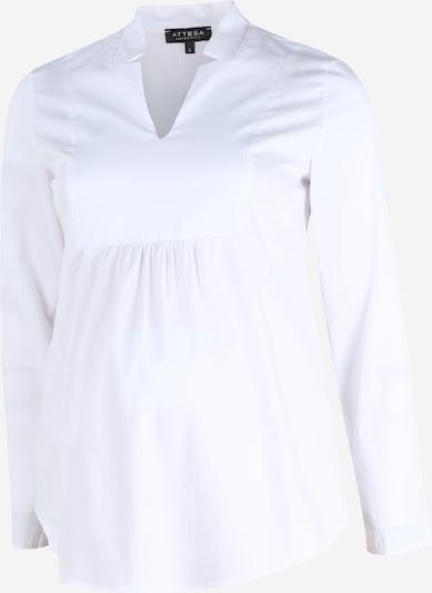 Attesa Chemisier 'Camicia' en blanc, Vue avec produit