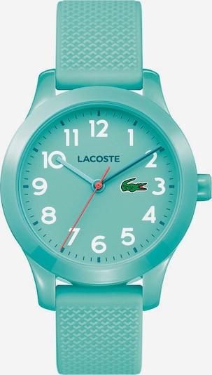 LACOSTE Uhr in türkis, Produktansicht