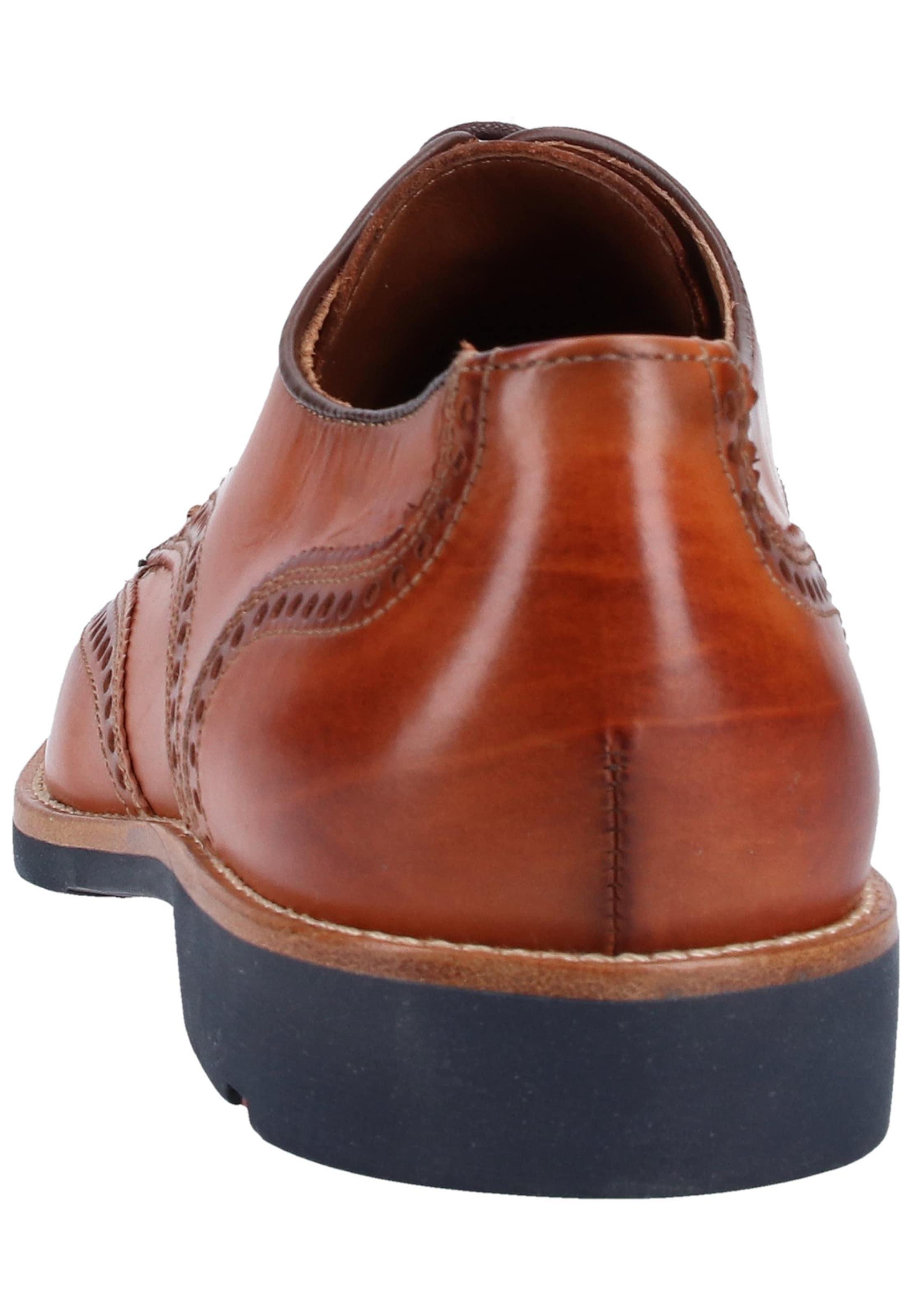 Lloyd À Lacets Chaussure Cognac En qAR3jL54
