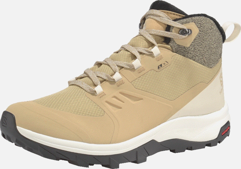 SALOMON Outdoorschuh in beige / sand, Produktansicht