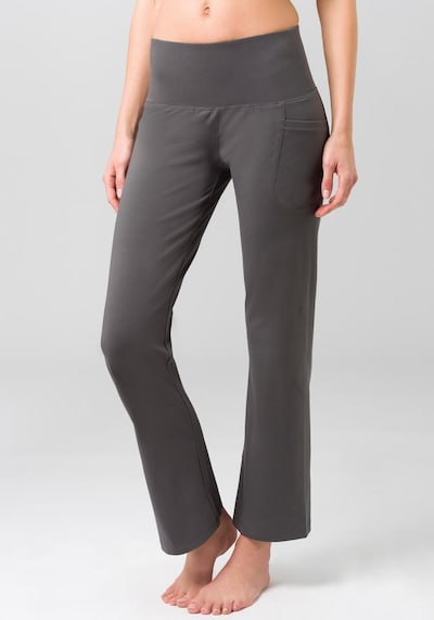 LASCANA ACTIVE Jazzpants in anthrazit, Modelansicht