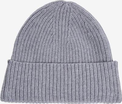 SET Bonnet en gris clair, Vue avec produit