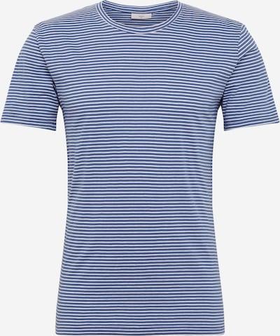 minimum T-Shirt 'luka 3254' in navy / weiß, Produktansicht