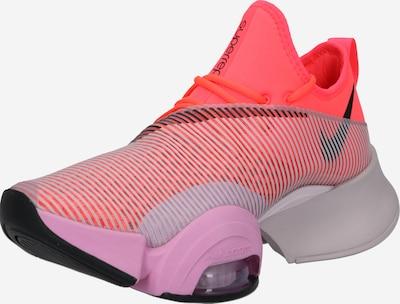 NIKE Спортни обувки 'Air Zoom SuperRep' в лилав / оранжево-червено / черно, Преглед на продукта