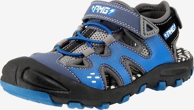 PRIMIGI Sandale in blau, Produktansicht