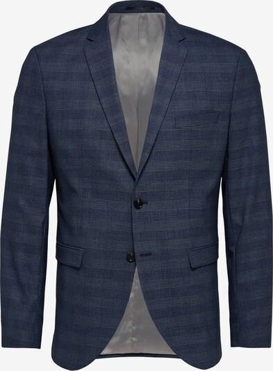 SELECTED HOMME Business-colbert in de kleur Blauw / Grijs, Productweergave