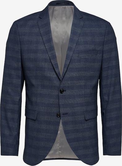 SELECTED HOMME Slim Fit Blazer in blau / grau, Produktansicht