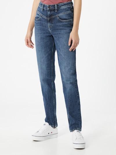 Jeans TOMMY HILFIGER pe denim albastru, Vizualizare model