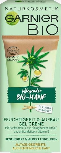 GARNIER Feuchtigkeitscreme 'Bio-Hanf Feuchtigkeit & Aufbau Gel-Creme' in grün, Produktansicht