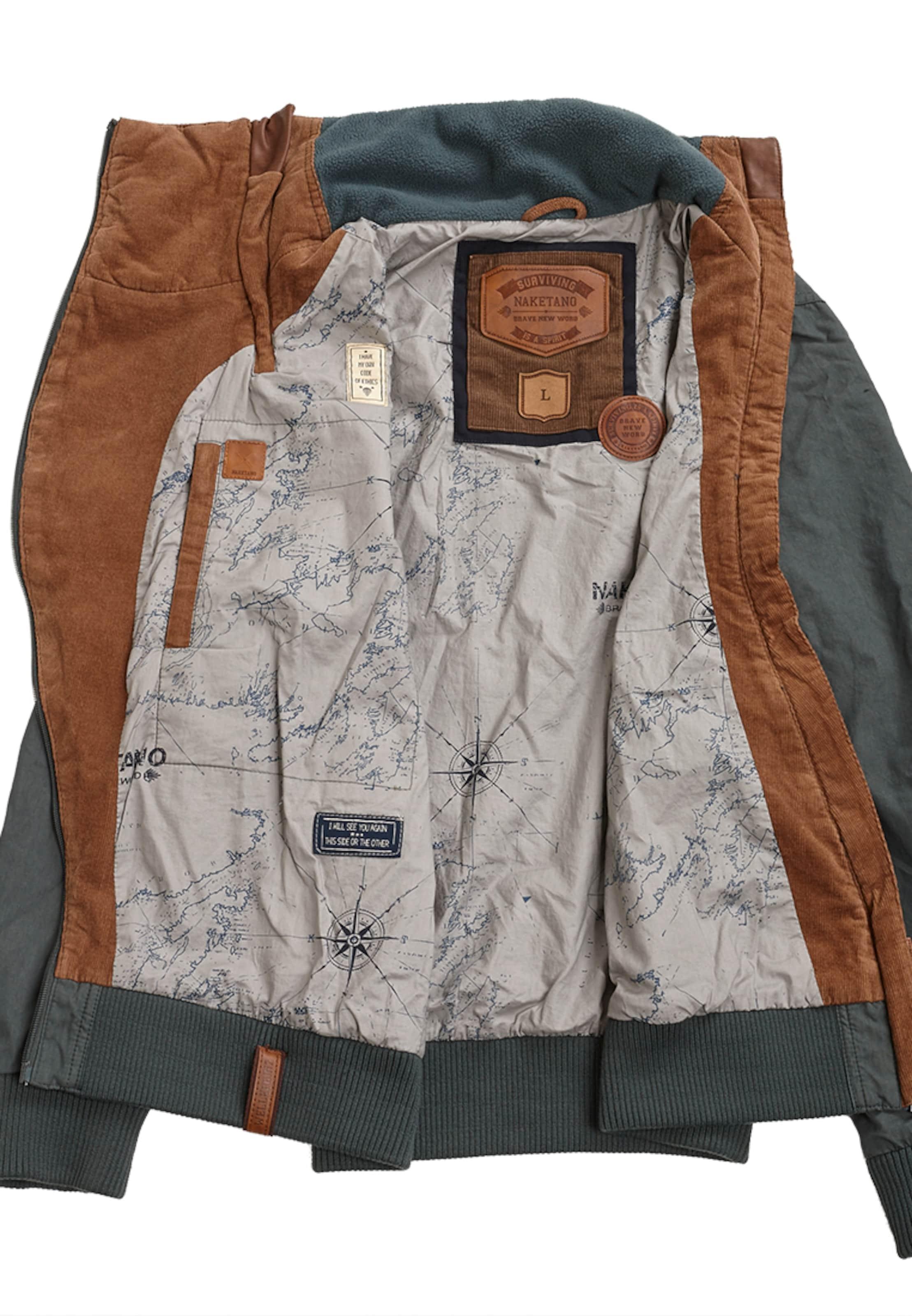 Genießen Günstig Online naketano Jacket Zechenkind Spielraum Großer Verkauf Verkauf Neueste YJ8wPqQfy