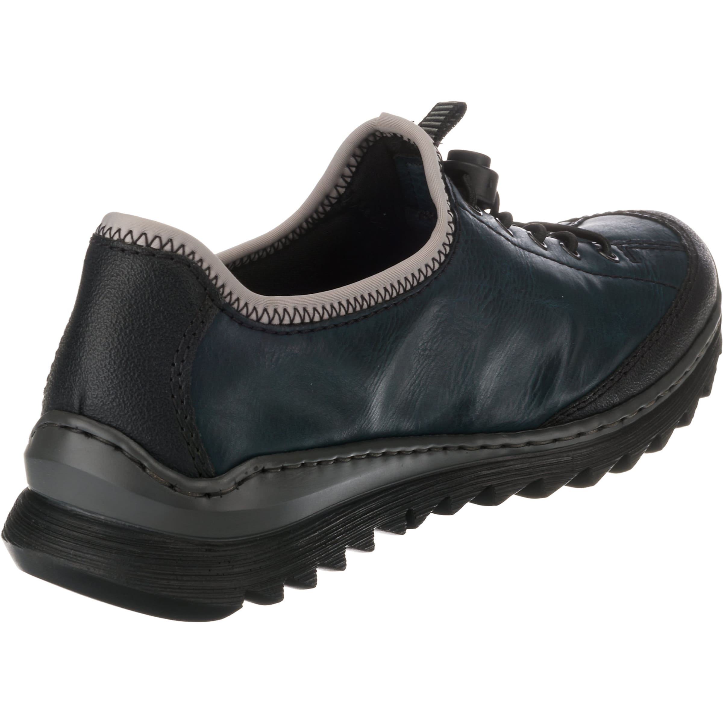 PetrolSchwarz Rieker Rieker PetrolSchwarz Rieker In Sneaker PetrolSchwarz Sneaker Sneaker In In OPkTZXiu
