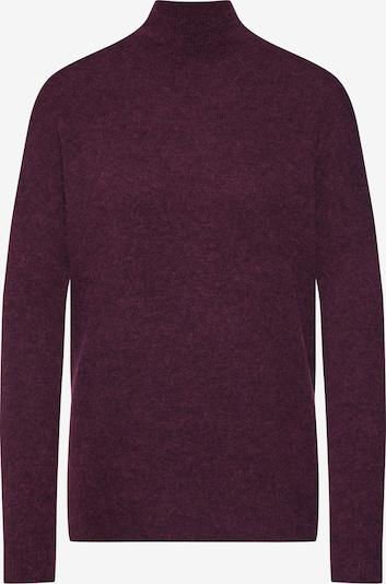 MOSS COPENHAGEN Pullover 'Rose Aplaca Pullover' in weinrot, Produktansicht