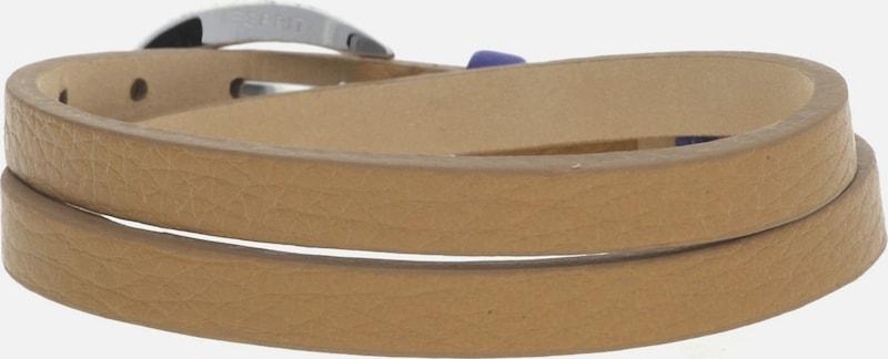 ESPRIT Armband 'Rio Latte Macchiato' im trendigen Design ESBR11336B380