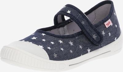 SUPERFIT Schuhe 'Bella' in enzian / weiß, Produktansicht