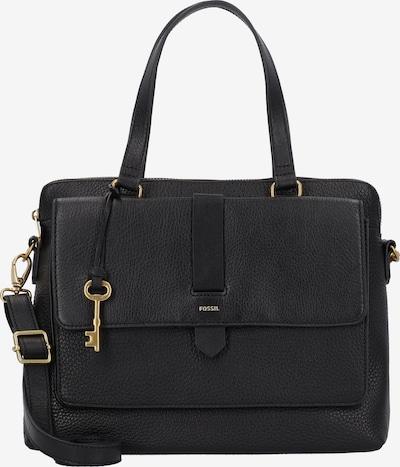 FOSSIL Handtasche 'Kinley' in schwarz, Produktansicht