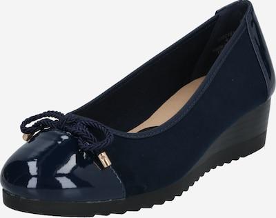 Balerinos iš Dorothy Perkins , spalva - tamsiai mėlyna, Prekių apžvalga