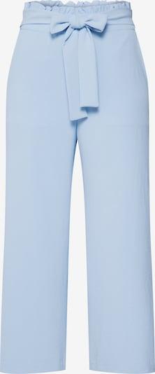 Pantaloni 'VIRASHA' VILA pe albastru deschis: Privire frontală