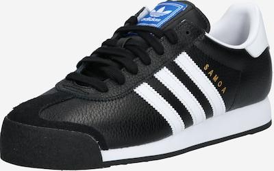 Sneaker bassa 'Samoa' ADIDAS ORIGINALS di colore blu / nero / bianco, Visualizzazione prodotti
