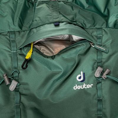 DEUTER Rucksack 'Guide Lite 24' in navy / grau / grün, Produktansicht