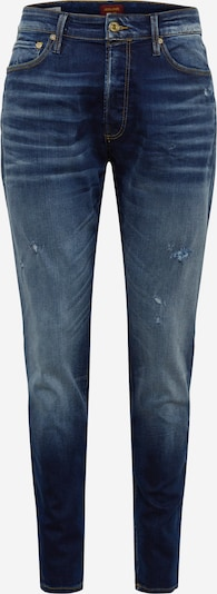 JACK & JONES Jeans 'FRED' in blue denim, Produktansicht