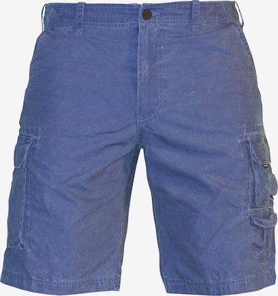 CODE-ZERO Shorts 'Rudder' in royalblau: Frontalansicht
