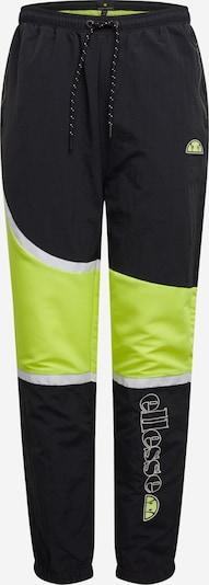 ELLESSE Spodnie 'ORVIETO' w kolorze żółty / czarnym, Podgląd produktu