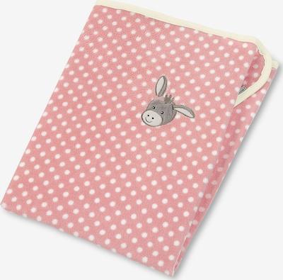 STERNTALER Decke 'Emmi' in mischfarben / pink, Produktansicht