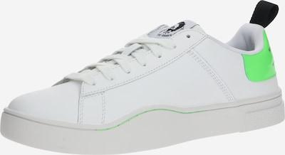 DIESEL Trampki niskie w kolorze neonowa zieleń / białym, Podgląd produktu