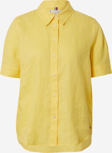 TOMMY HILFIGER Bluse 'PENELOPE' in gelb, Produktansicht