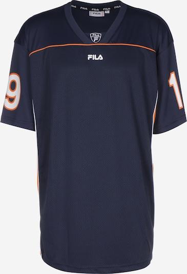 FILA T-Shirt 'Thel American Football' in blau, Produktansicht