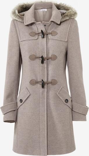 Cappotto invernale heine di colore talpa, Visualizzazione prodotti