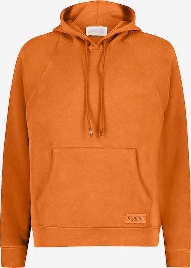 Cartoon Sweatjacke in orange, Produktansicht