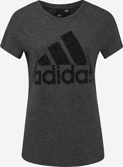 ADIDAS PERFORMANCE T-Shirt in grau, Produktansicht