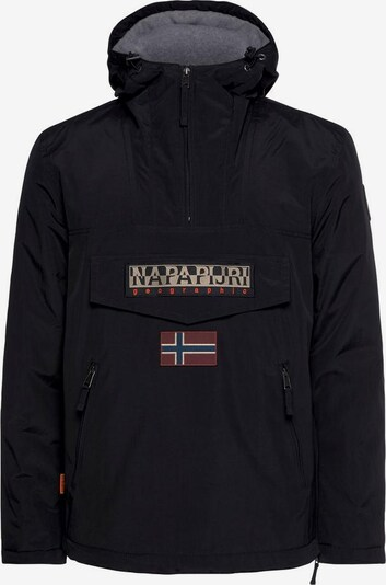 NAPAPIJRI Winterparka in de kleur Zwart, Productweergave