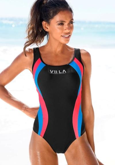 VENICE BEACH Badeanzug in schwarz, Modelansicht