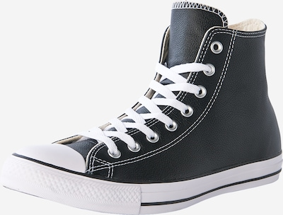 CONVERSE Sneaker high 'All Star' i sort / hvid-meleret, Produktvisning