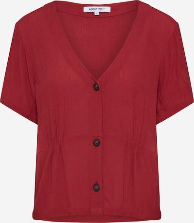 ABOUT YOU T-shirt 'Jarina ' en rouge / grenadine, Vue avec produit