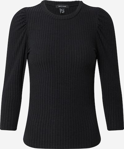 NEW LOOK T-shirt en noir, Vue avec produit